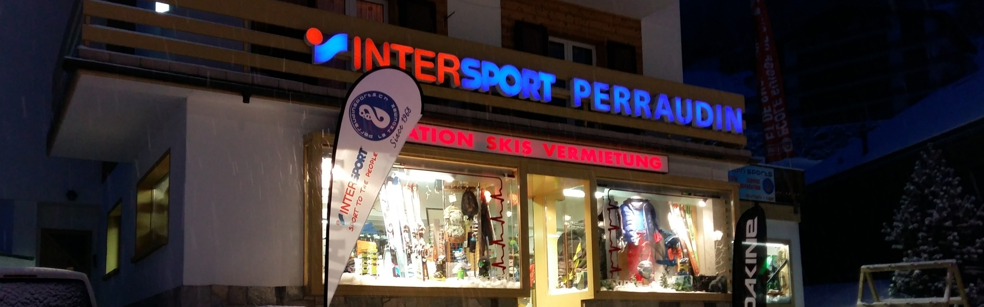 Intersport Slider Image